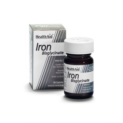Iron Biscglycinate 30's