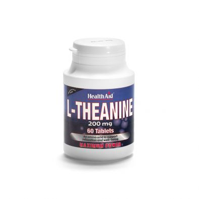 Theanine 200mg 60's
